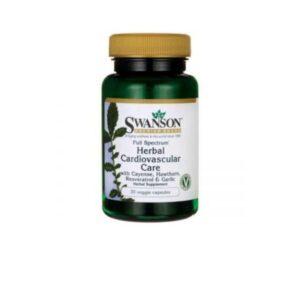 Herbal Cardiovascular Care