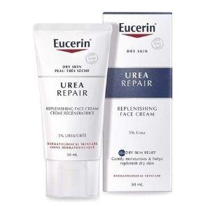Eucerin 5% Urea Face Cream