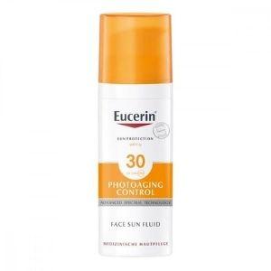Eucerin Sun Fluid Photoaging Control Spf 30 +