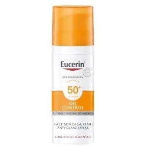 Eucerin Sun Gel-Crème Oil Control Spf 50+