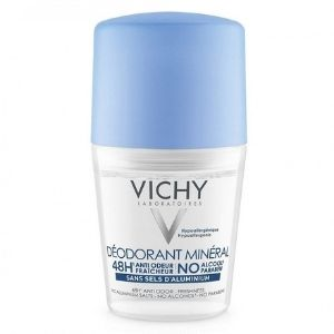 Vichy Mineral Roll-on Deodorant