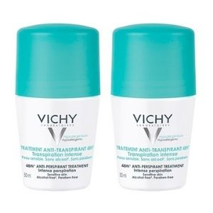 Vichy Deo Roll On Traitment Anti-Prespirant 48h Promo 1+1