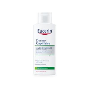 Eucerin DermoCapillare Anti-Dandruff Gel Shampo